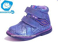 Демисезонные ботинки для девочек, р.22, фото 1