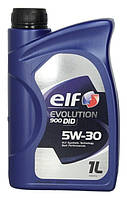 Моторное масло ELF EVOLUTION 900 DID 5W-30 1л