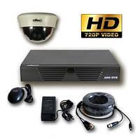 Комплект видеонаблюдения AHD-ONE-911