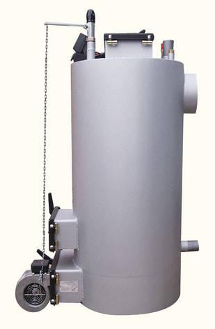 Котел Энергия ТТ 90kW От 600 м2 до 900 м2 До 24 часов на одной загрузке дров.До 20 дней на одной загрузке угля, фото 2