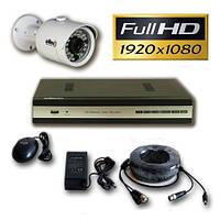 Комплект видеонаблюдения AHD-ONE-302