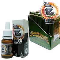 Жидкость для электронных сигарет eLife Золотая Вирджиния 30 мл, 12 мг/мл