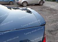 Спойлер Volkswagen Passat B6 (спойлер на крышку багажника Фольксваген Пассат Б6)
