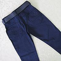Джинсы- брюки Т.СИНИЕ для мальчика 5-8 лет. Akyilmaz