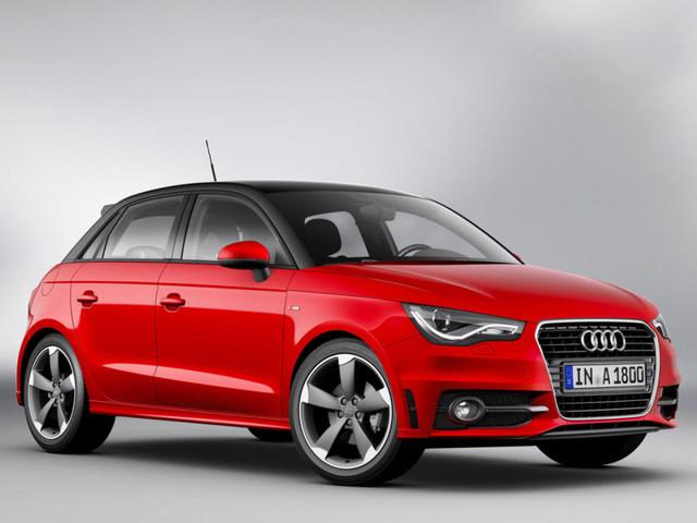 Диски и шины на Audi Audi A1