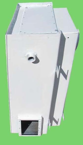Разборный пластинчатый теплообменник Теплотекс 32A Канск