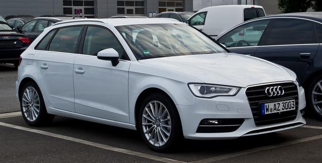 Диски и шины на Audi Audi A3
