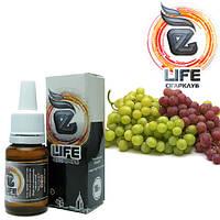 Жидкость для электронных сигарет eLife Виноград 30 мл, 0 мг/мл