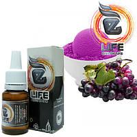 Жидкость для электронных сигарет eLife Виноградное мороженое 30 мл, 6 мг/мл