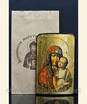 """Икона в дорогу """" Богородица Умиления""""(Богородиця Замилування)"""