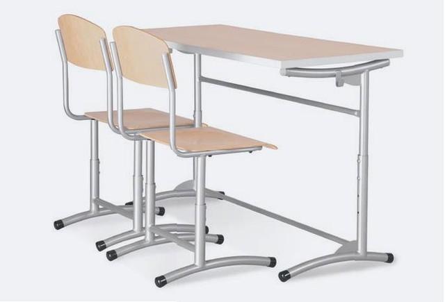Новинка!!! Регулируемая Школьная мебель.