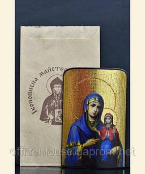 Икона в дорогу Святые Анна и Мария