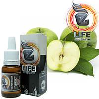 Жидкость для электронных сигарет eLife Зелёное яблоко