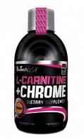 Bio Tech L-Carnitine+Chrome 500ml
