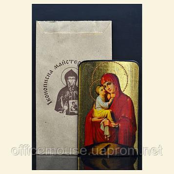 Икона в дорогу Богородица Кормилица