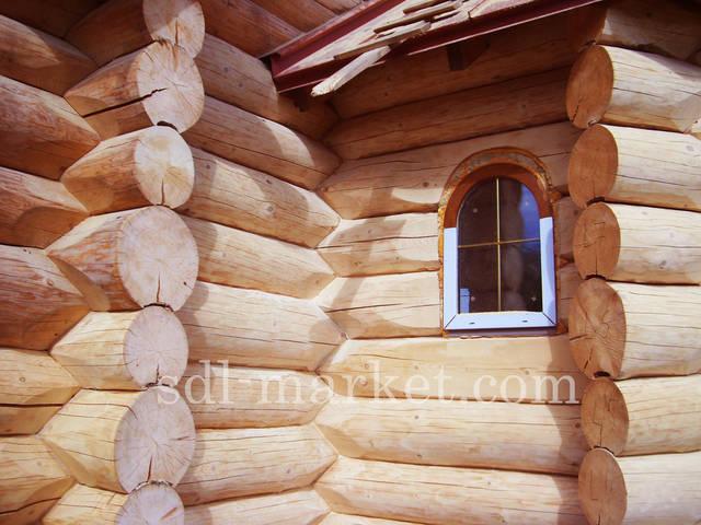 Отделка деревянного дома 13