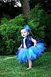Синяя юбка пачка, фото 3