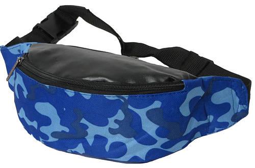 Поясная сумка Loren WB-05В синий