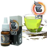 Жидкость для электронных сигарет eLife Зелёный чай