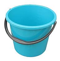 """Ведро пластиковое пищевое 10 литров """"ПолимерАгро"""", фото 1"""