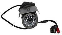 Камера наружного наблюдения с креплением IP (MHK-N615L-200W), фото 1
