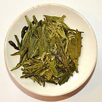 Зеленый чай Guang Fu Лунджин премиум