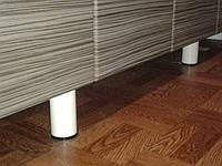 Мебельная опора и ножка Н 60 мм D50H 80 мм D50H 100 мм D50H 150 мм D 50H 200 мм D 50, фото 1