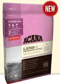 ACANA Lamb&Okanagan Apple 0,34 кг