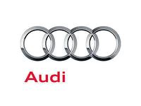 """Ковры в салон Audi A-6/А-7 2011-> """"REZAW"""" черн. (4шт/комп)"""