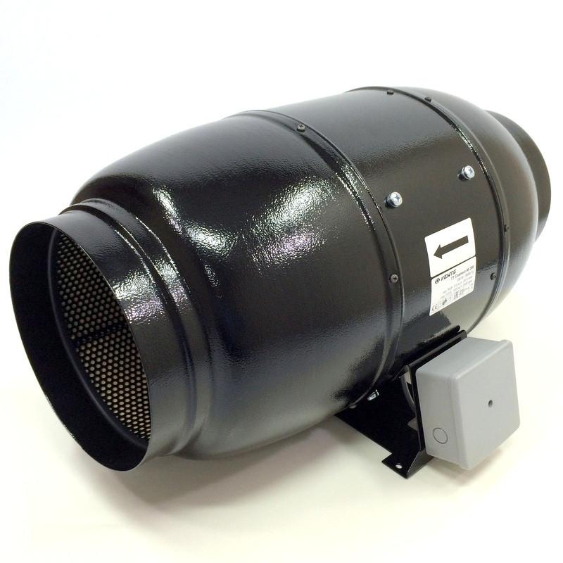 ВЕНТС ТТ Сайлент-М 200 - шумоизолированный вентилятор