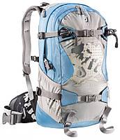 Рюкзак для фрирайда женский Freerider 24 SL cream/baby blue (33500 6830)