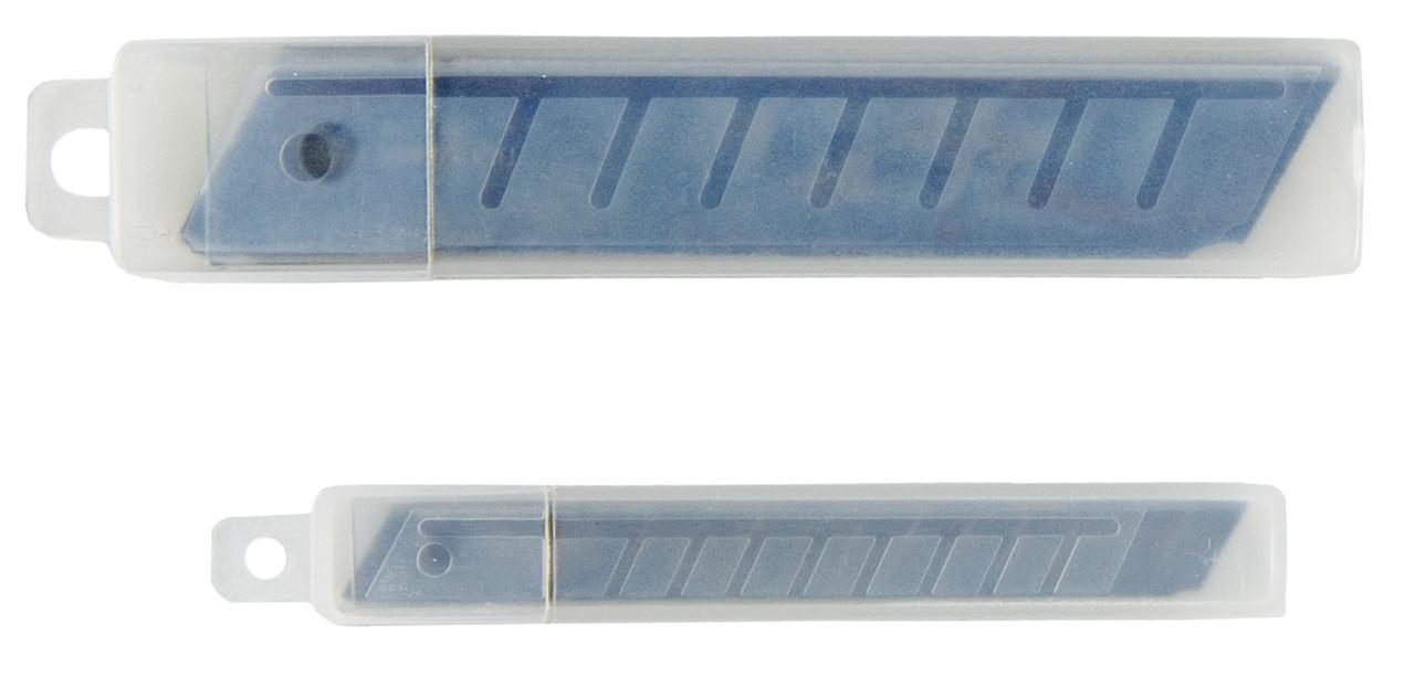 Лезвия для ножей 9мм 10 лезвий в уп.