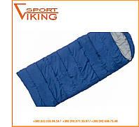 Спальный мешок-одеяло Terra Incognita Asleep 200 темно-синий