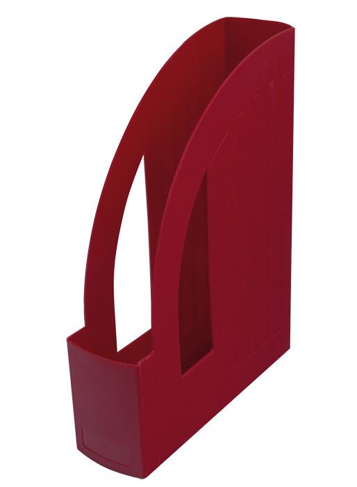 Лоток вертикальный Арника 85х235х314мм красный (80522)