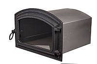 Чугунная печная духовка - VVK 51x36x40 см-44x30x40см