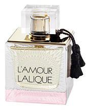 Женская оригинальная парфюмированная вода Lalique L'amour, 100ml тестер NNR ORGAP /06-63