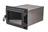 Чугунная печная духовка - VVK 35x25x40см-30x20x40см