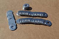 Шайба плоская Ф6 ГОСТ 11371-78, DIN 125 из нержавеющей стали