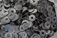 Шайба плоская Ф33 ГОСТ 11371-78, DIN 125 из нержавеющей стали