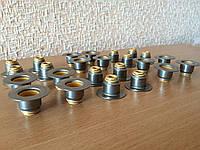 Сальники клапана  на автобусы Yutong ZK6737D, ZK6852, ZK6899HA Cummins ISBe / ISDe