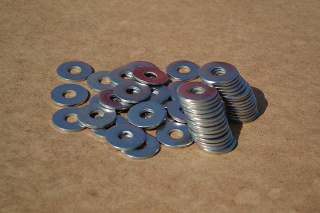 Плоские шайбы из нержавеющих сталей ГОСТ 11371-78, DIN 125 | Фотографии принадлежат предприятию Крепсила