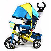 Детский трехколесный велосипед Profi TURBO M5363-01UKR PROFI