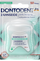 Зубная нить Dontodent Zahnseide Sensitive Floss