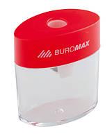 Точилка с контейнером Buromax пластиковый корпус BM.4752