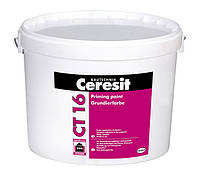 Грунтующая краска Ceresit  СТ-16 10л