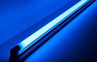 Лампа Lemanso люм. 9W T8 630LM синяя / LM376