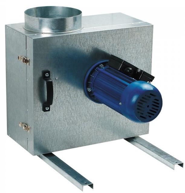 ВЕНТС КСК 250 4Е - шумоизолированный вентилятор