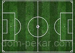 Футбольное поле 2 вафельная картинка