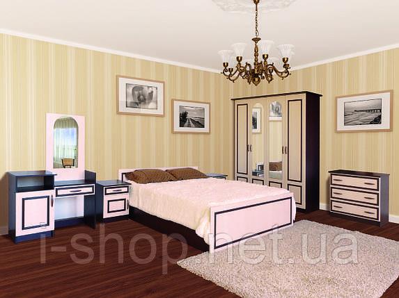 Спальня Ким - св. венге, фото 2