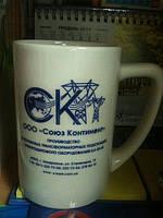 Логотип на чашки